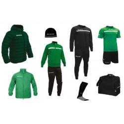 Набор футболиста - БОКС GIVOVA ONE(зеленый)