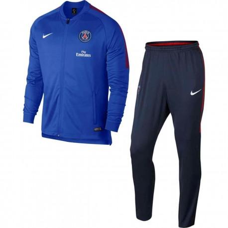 Детский спортивный костюм NIKE JR PSG M NK TRK SUIT K 854722-440
