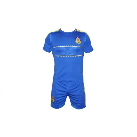 Детская футбольная форма Ukraine CO-1006-UKR-13B