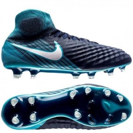Футбольные бутсы Nike Magista Obra II FG Ice 844595-414