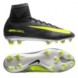 Футбольные бутсы NIKE MERCURIAL SUPERFLY V CR7 FG 852511-376