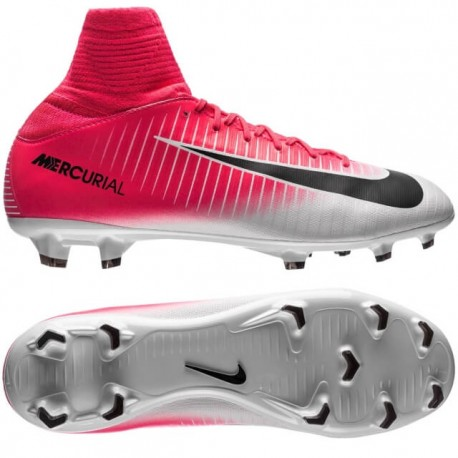 Детские бутсы NIKE JR MERCURIAL SUPERFLY V FG 831943-601