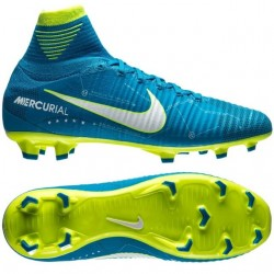 Детские бутсы NIKE JR MERCURIAL SUPERFLY V DF NJR FG 921483-400