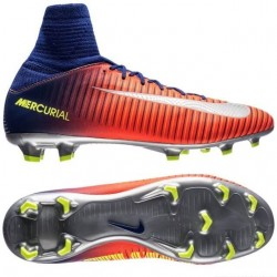 Детские бутсы NIKE JR MERCURIAL SUPERFLY V FG 831943-409