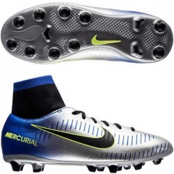 Бутсы детские NIKE JR MERCURIAL VCTRY6 DF NJR AGP 921484-407