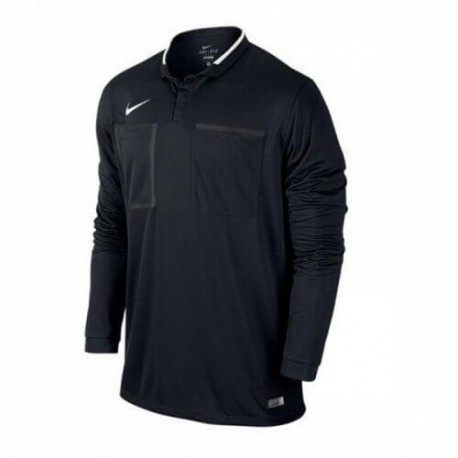 Футболка арбитра NIKE Referee Jersey Long Sleeve 619170-010