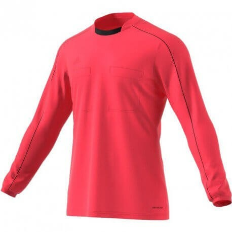 Футболка арбитра Adidas Referee 16 Long Sleeve Jersey AJ5918