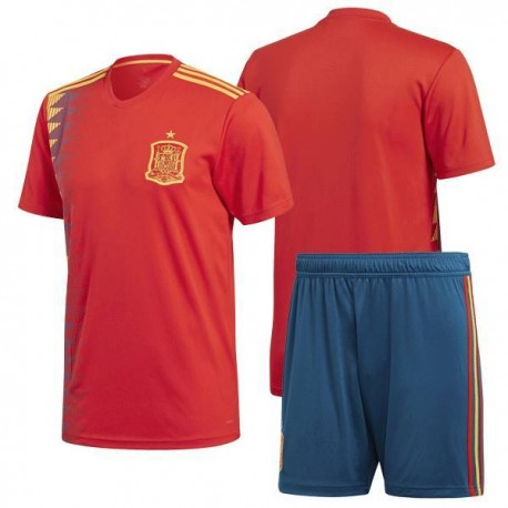 Футбольная форма Сборной Испании ЧМ2018