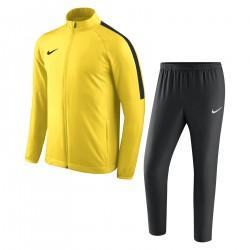 Спортивный костюм NIKE DRY ACDMY18 TRK SUIT W893709-719 желтый