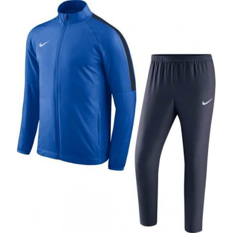 Спортивный костюм NIKE DRY ACDMY18 TRK SUIT W893709-463 синий