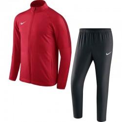 Спортивный костюм NIKE DRY ACDMY18 TRK SUIT W893709-657 красный