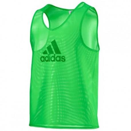 Манишка зеленая Adidas TRAINING BIB F82135