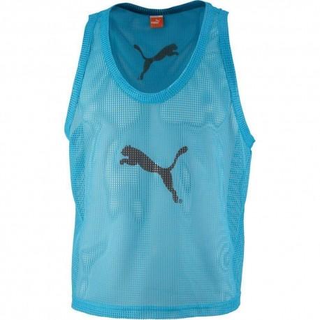 Манишка синяя Puma Training Bibs 653983-41