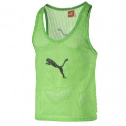 Манишка зеленая Puma Training Bibs 653983-43