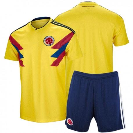Футбольная форма сборной Колумбии (домашняя)
