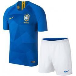 Футбольная форма Сборной Бразилии (гостевая)
