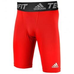 Шорты компрессионные Adidas Junior TF Base ST AK2818 (красные)