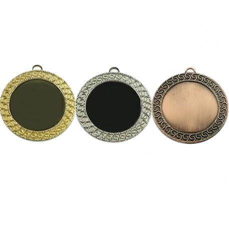 Медаль наградная 70мм под жетон (Вензель)