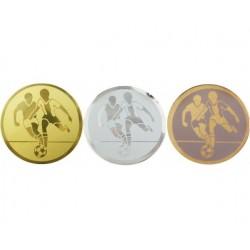Жетоны для медалей 25мм (футбол)