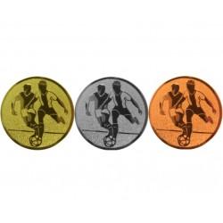 Жетон для медалей 50мм (футбол)