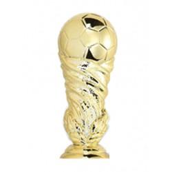 Статуэтка наградная футбольный мяч 170мм