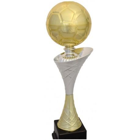Кубок наградный с мячом 500мм