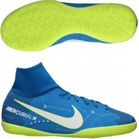 Футзалки детские Nike JR MercurialX VI NJR IC 921491-400