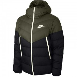 Куртка зимняя Nike Nsw Dwn Fill Wr Jkt Hd AO8911-395