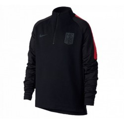 Детский тренировочный джемпер Nike Neymar Jr DriFit Squad Drill Top 883106-010