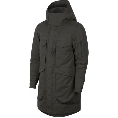 Куртка зимняя NIKE M NSW TCH PCK DWN FILL PRKA 928912-001