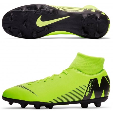 Футбольные бутсы Nike Superfly 6 Club MG 701 AH7363-701