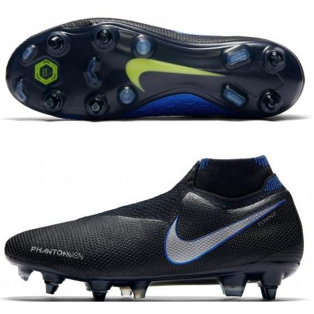 Футбольные бутсы Nike Phantom VSN Elite DF SG-PRO Anti Clog AO3264-004