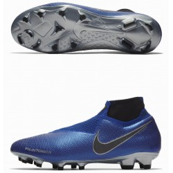 Футбольные бутсы NIKE PHANTOM VSN ELITE DF FG AO3262-400