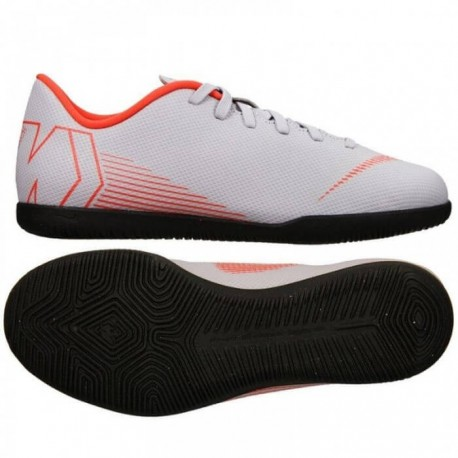 Футзалки детские JR NIKE MERCURIAL VAPORX 12 CLUB IC AH7354-060