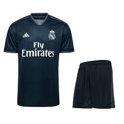 Детская футбольная форма REAL MADRID гостевая 18/19 CO-8035
