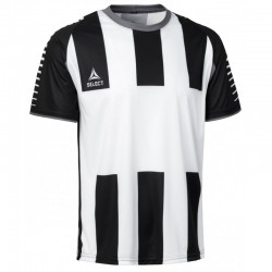 игровая футболка SELECT CHILE SHIRT STRIPES (черно-белая)