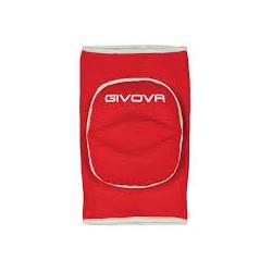 Наколенник GIVOVA Ginocchiera Light (красный)