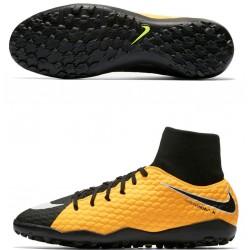 Футбольные сороконожки Nike HYPERVENOMX PHELON 3 DF TF 917769-801