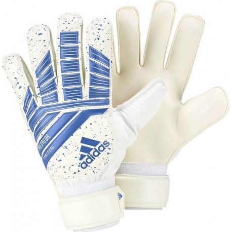 Перчатки вратарские Adidas Predator Training Blue White DN8565