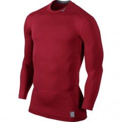 ТЕРМОБЕЛЬЕ NIKE CORE COMPRESSION LS MOCK 449795-653