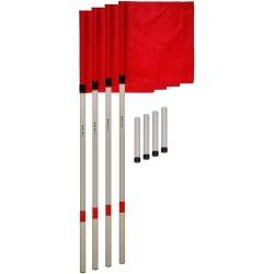 Флаги угловые Swift CORNER FLAG (4шт с вставками)