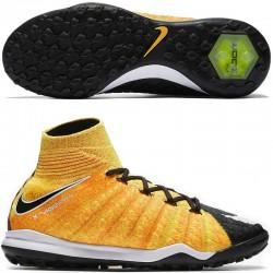 Детские Сороконожки Nike JR HypervenomX Proximo II DF TF 852601-801