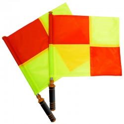 Комплект судейских флагов 2шт FB-0475