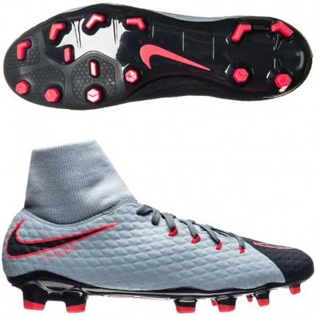 Футбольные бутсы Nike Hypervenom FG 917764-400