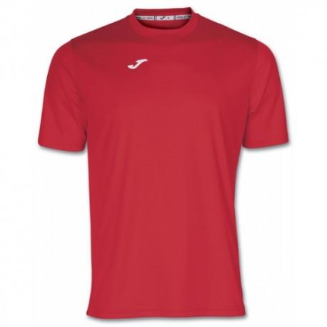 футболка игровая Joma Combi 100052.600 красная