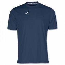 футболка игровая Joma Combi 100052.300 темно-синяя
