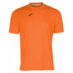 футболка игровая Joma Combi 100052.800 оранжевая