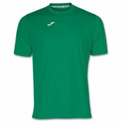 футболка игровая Joma Combi 100052.450 зеленая