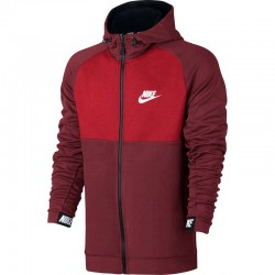 Толстовка Nike Advance 15 Hoodie FZ FLC 861742-677