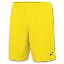 шорты игровые Joma Nobel 100053.900 желтые